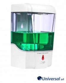 Dispenser automatico Di gel con attacco a muro mod. PRATIK