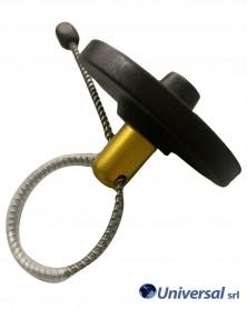 "Placca Antitaccheggio R50 BOTTLE TAG SUPER LOCK ""RF"" 8,2MHz Pezzi 500"